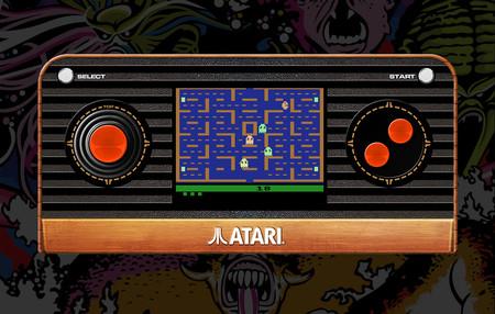 Atari Handheld Console