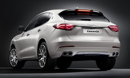 Maserati Levante 2017 1600x1200 Wallpaper 09