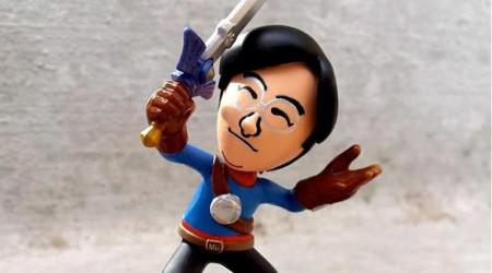 Subastan un Amiibo no oficial de Satoru Iwata por una buena causa