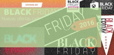 Black friday 2016: Las mejores ofertas y descuentos actualizadas al momento
