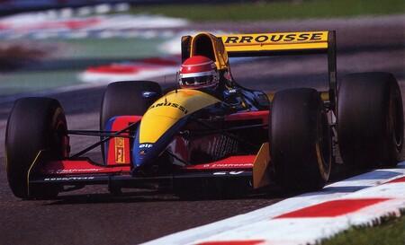 Comas Larrousse F1 1993