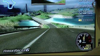 Vídeo de Ridge Racer 6 para Xbox 360