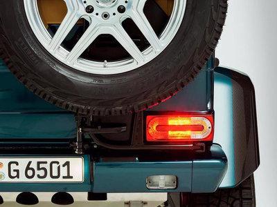 ¿Mercedes-AMG G 65 4x4²? Este teaser nos pone los dientes largos