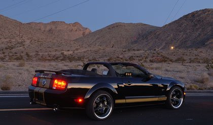 Shelby Mustang GT-H Convertible Concept