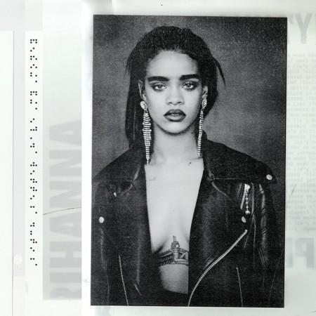 ¡Toma la que lía Rihanna en su último videoclip!