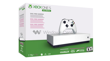 Xbox One S All Digital Pack Mock 2