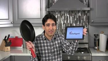 La sartén inteligente que te dice como cocinar tu comida