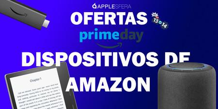 Prime Day 2020: ofertas en dispositivos de Amazon, desde altavoces Echo hasta lectores Kindle (ACTUALIZADO)