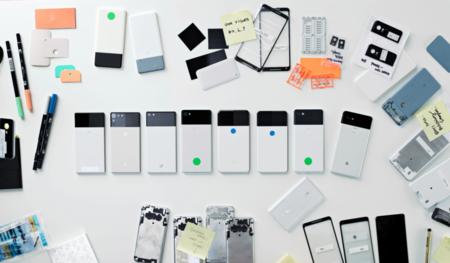 Google Pixel 2 Xl prototipos