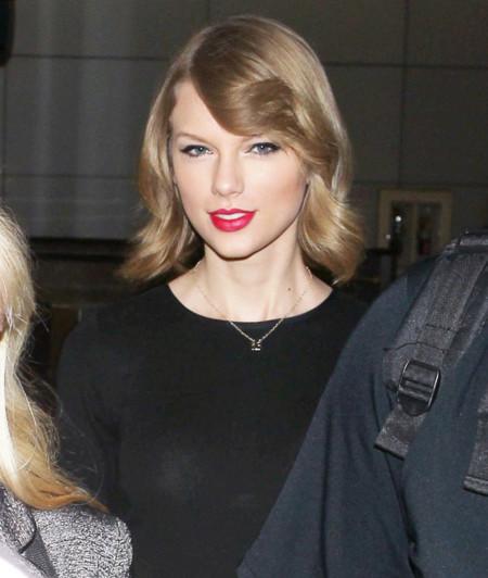 Taylor Swift, la princesita se corta la melena