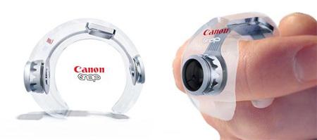 Canon Snap, con un solo dedo