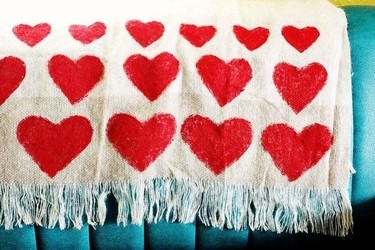 La semana decorativa: creando ambiente para San Valentín... Love is in the air