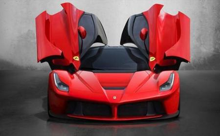 ¿Ferrari LaFerrari? Esperemos que no...