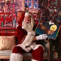 Si no podemos viajar a buscar a Papá Noel, pues tendremos que disfrutarlo online