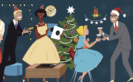 Qué comer y qué beber en la fiesta de empresa de Navidad para que la báscula no te pase factura