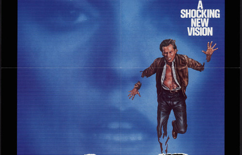 Ciencia-ficción: 'Videodrome', de David Cronenberg