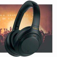Con envío desde España: tienes los mejores auriculares de diadema con cancelación de ruido en Amazon a precio mínimo. Sony WH-1000XM4 por 303,20 euros