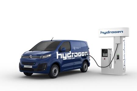 Citroen E Jumpy Hydrogen 2