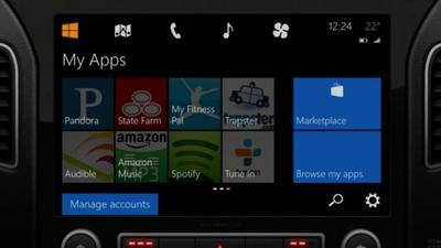 Windows: en tu teléfono, ordenador, tablet... y pronto también en tu coche