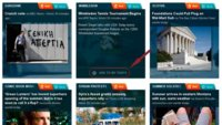 TrapIt, un lector inteligente de noticias online