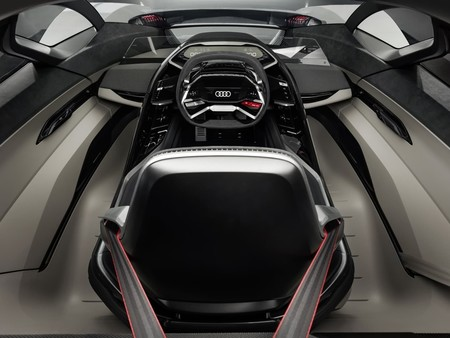 Audi Pb18 E Tron Concept Car 135