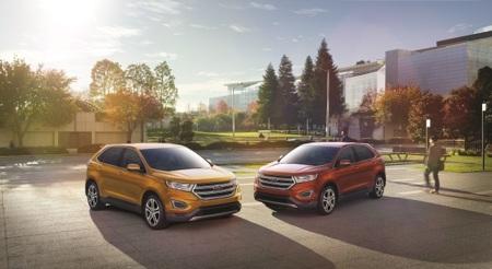 Ford Edge 2015: Precios, versiones y equipamiento en México