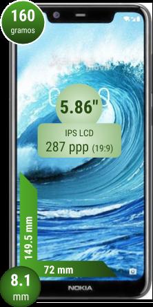 Nokia 5 1 Plus