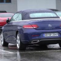 ¡Filtrado! Aquí tienes al nuevo Mercedes-Benz Clase C Cabriolet