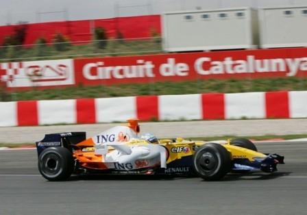 El Circuit de Catalunya acoge tres días de test de Fórmula 1