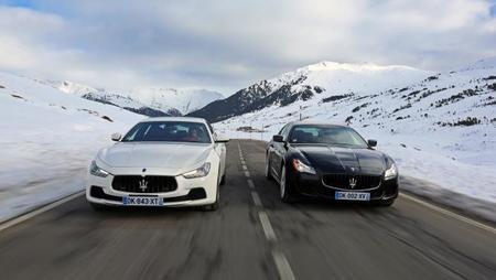 Maserati Winter Tour, por si estás en Baqueira y te pica la curiosidad