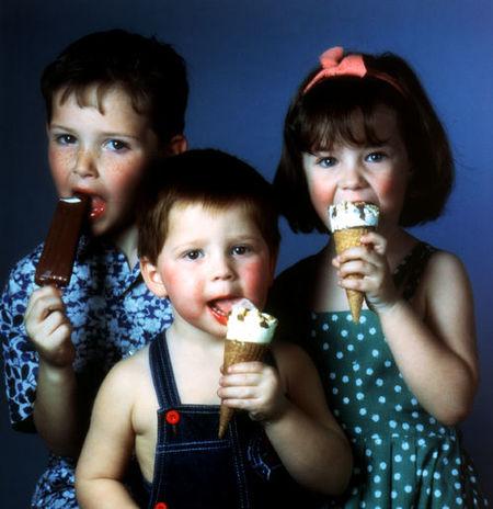 Las ventas de helados resistirán bien la crisis