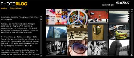 Concurso fotográfico SanDisk: La imagen dentro de la fotografía