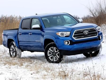 2016 Toyota Tacoma: el pick-up muestra una nueva cara antes de Detroit