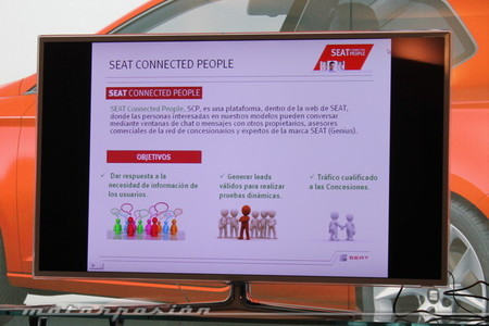 SEAT Connected People