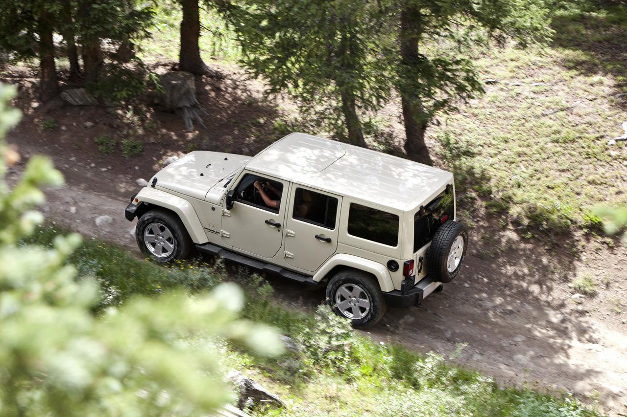 Foto de 2011 Jeep Wrangler (14/27)