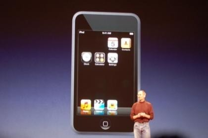 iPod Touch, como el iPhone pero sin teléfono