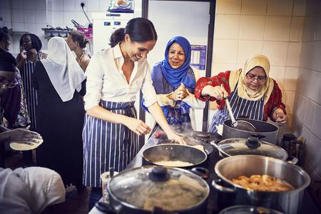 Meghan Markle vuelve a sorprendernos: su libro de cocina solidario saldrá a la venta a finales de septiembre