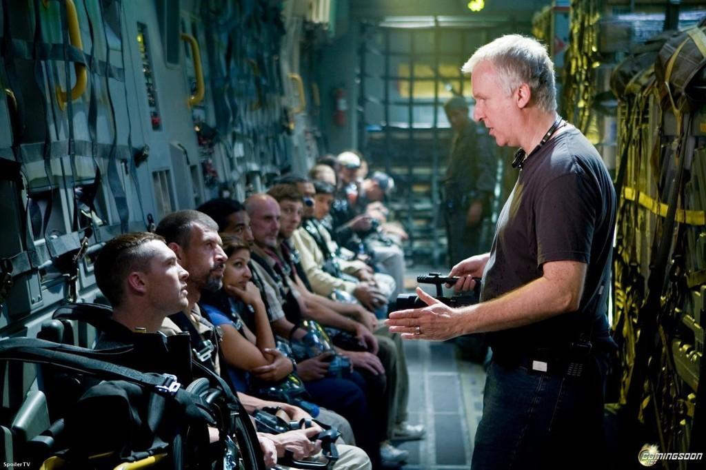 Foto de 'Avatar', más fotos de lo nuevo de James Cameron (7/8)