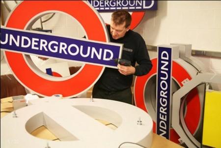 London Underground también en tu salón