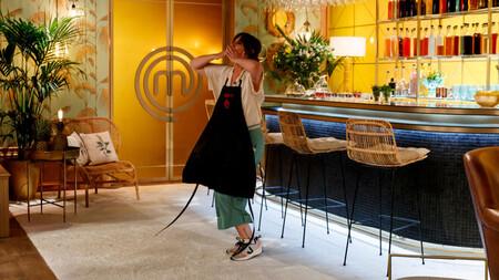 Melani Olivares se convierte en la segunda expulsada de 'MasterChef Celebrity 5' más abrumada en las cocinas que Josie (y mira que se echa bruma)