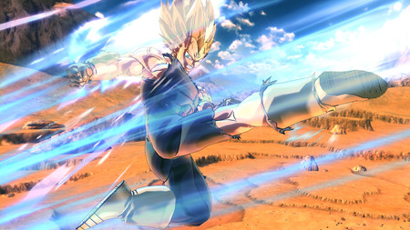 Vegeta se descontrola totalmente en dos nuevos gameplays de Dragon Ball Xenoverse 2