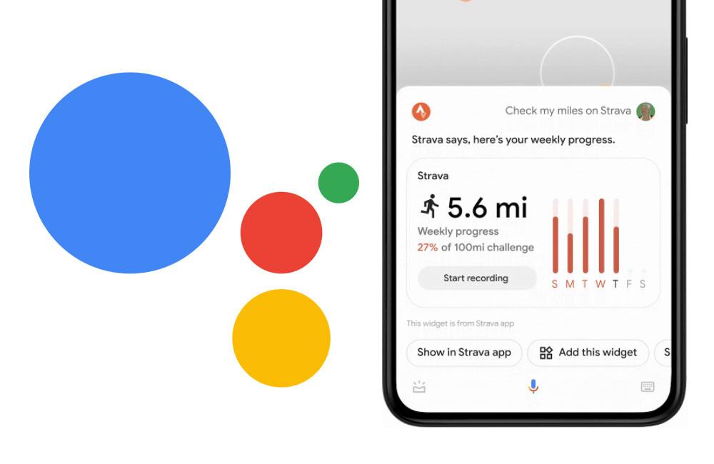 El Asistente de <strong>Google℗</strong> añadirá widgets para integrar apps de terceros»>     </p> <p>El <strong>Asistente de Google</strong> además ha publicado durante el 1er día del <a href=