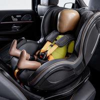 Mercedes-Benz perfecciona el asiento de seguridad para niños: ahora más seguro y dotado de tecnología