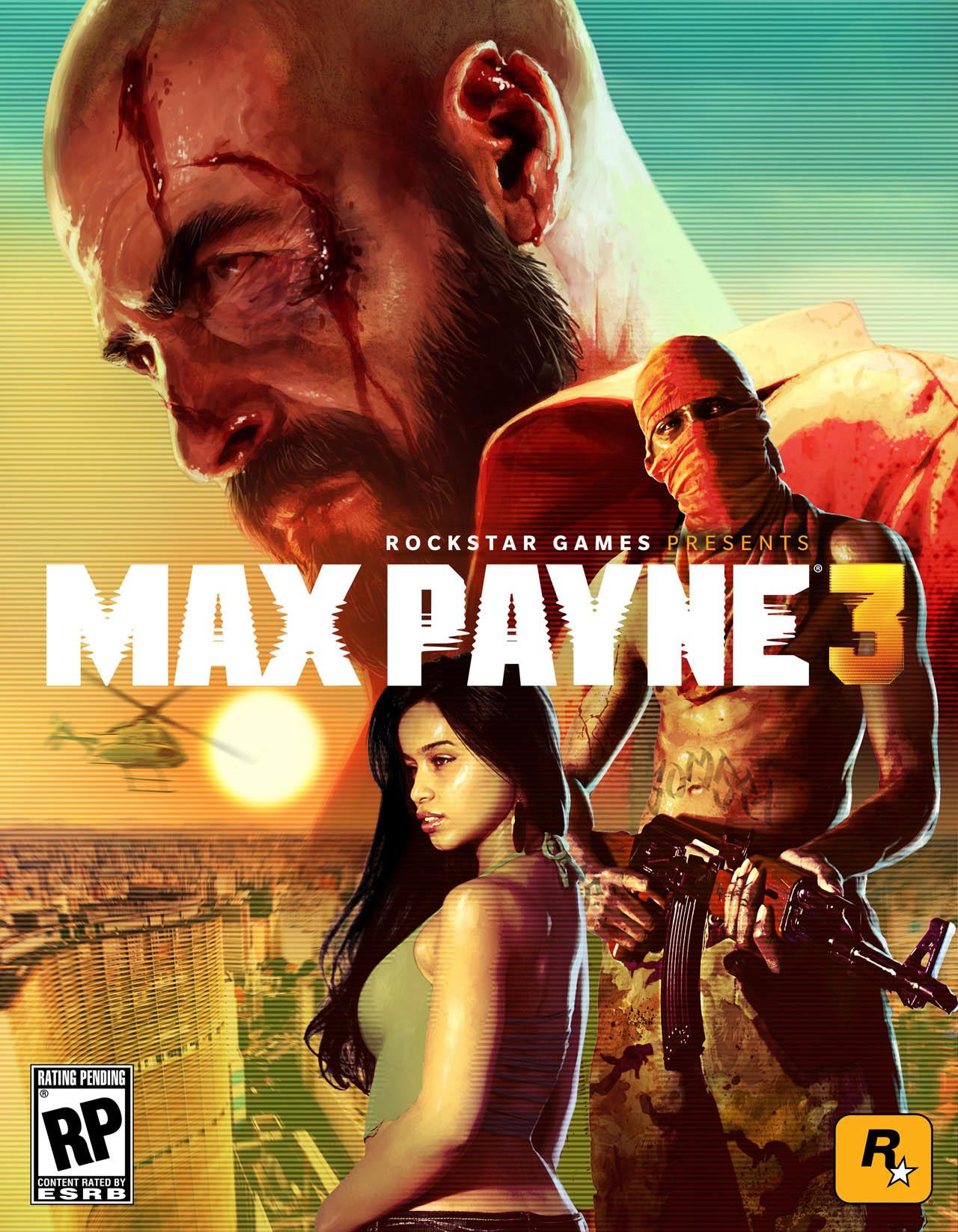 Foto de Max Payne 3 [Septiembre 2011] (1/3)