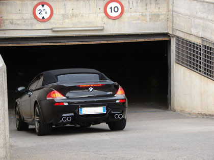 Zambrotta - BMW M6 Cabrio