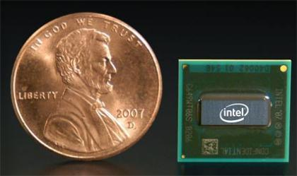 Rumor: Apple utilizará la plataforma Menlow de Intel en diversos productos
