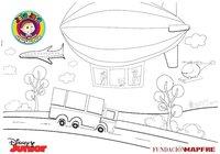 Materiales de educación vial para niños