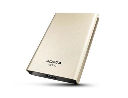 ADATA lanza disco duro externo Choice HC500, nube personal o respaldo para Smart TV