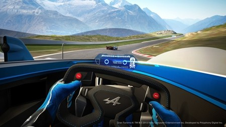 Alpine Vision Gran Turismo 05