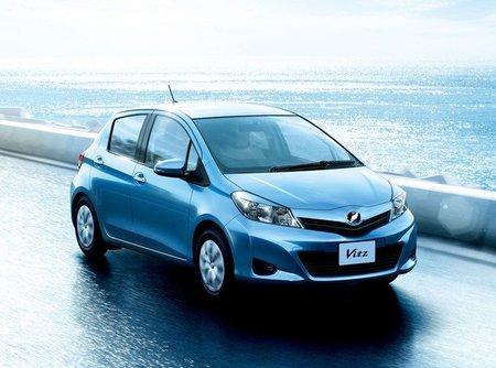 Nuevo Toyota Vitz, ya a la venta en Japón